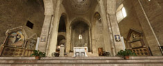 Immagine del virtual tour 'Abbazia Benedettina di San Pietro '